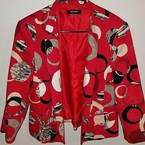 Nine West womens blazer